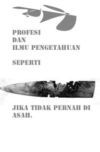 Profesi dan Ilmu Pengetahuan
